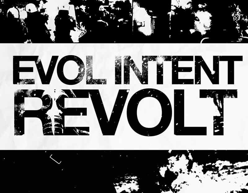 Revolt EP cover
